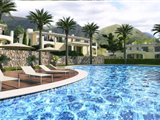 For sale Mediterranean style apartment on the north-east coast of Majorca next to the sea