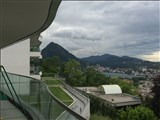 Apartments in the center of Lugano view lake