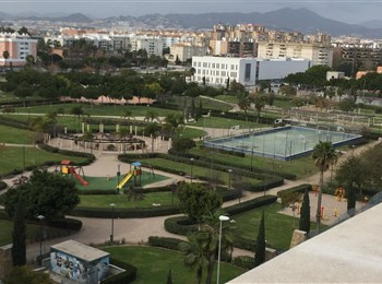 Sale of three bedroom penthouse in the area of Parque Litoral