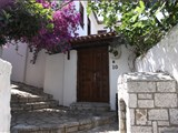 Marmaris, Tepe, charming stone house 3 + 1 with two floors and 120 m2