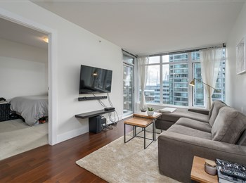 1 Bedroom in the heart of Yaletown